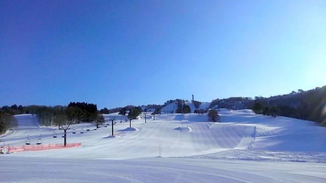 大仙 スキー 場