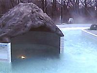 ホテルサンバレー那須 【ファミリー】4種のアトラクションスパ「アクアヴィーナス」は水着着用で楽しめるスパ。オムツのとれていない赤ちゃんも水遊び用パンツを着用すれば入浴OK。