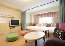 オリエンタルホテル 東京ベイ 【ファミリー】【キッズスイート】ショコラ