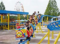 ホテルグリーンプラザ東条湖 【ファミリー】遊園地「東条湖おもちゃ王国」が併設。