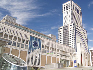 札幌駅直結の好立地