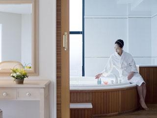 星野リゾート リゾナーレ トマム 女性のための癒しと北海道らしさが光るレディースコンフォートルーム