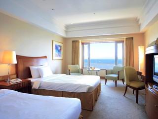 グランドパーク小樽 眺望抜群の広々とした客室が人気