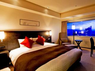 センチュリーロイヤルホテル 人気のリニューアル新フロア・スタイリッシュルーム