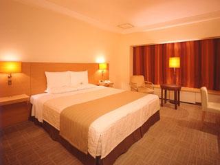 ホテルオークラ札幌 広さ、居心地の良い空間作りにこだわったゲストルーム