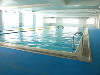ホテルパークヒルズ 室内温水プール