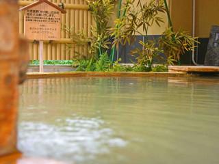 ホテルパークヒルズ 和風の風呂