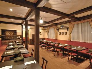 ラビスタ大雪山 洋食レストラン「ノンノ」でフレンチコースを、和食レストラン「ヌプリ」で会席コースを