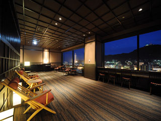 ラビスタ函館ベイ [そら]最上階の眺望を見ながら寛ぐ至福のひとときを