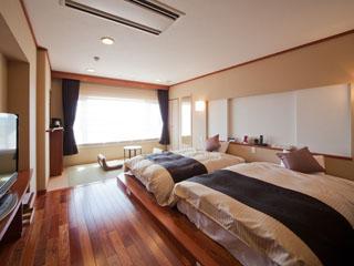 観月苑 客室一例
