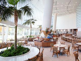 札幌プリンスホテル 北海道の旬の食材を使った料理を食べ放題で楽しめるブッフェレストラン「ハプナ」
