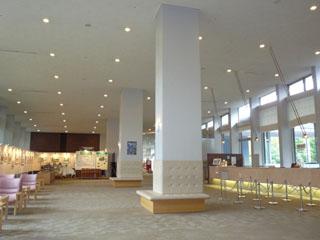 新富良野プリンスホテル フロント・ロビー
