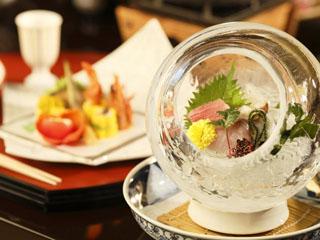 花巻温泉 佳松園 日本料理の伝統を大切に、新しい料理との調和を日々探求