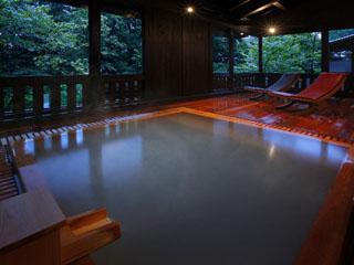 蔵王国際ホテル 蔵王の源泉掛け流しの湯を愉しめる大人気の3種の貸切風呂