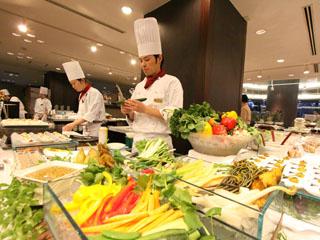 ホテルエピナール那須 日本料理・フレンチ・バイキングなど旬の素材を多彩なレストランで堪能