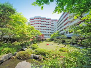 鬼怒川グランドホテル夢の季 ホテル外観