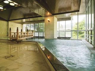 鬼怒川プラザホテル 男子大浴場