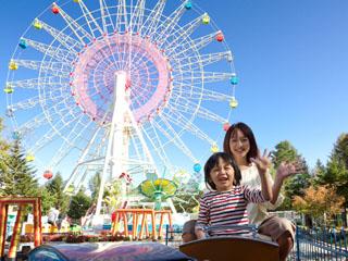 ホテルグリーンプラザ軽井沢 おもちゃのテーマパーク~軽井沢おもちゃ王国は敷地内