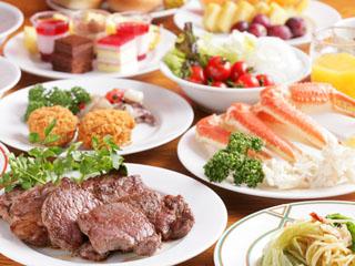 ホテルヴィレッジ お食事は、地産地消、上州の旬を十分に味わえます