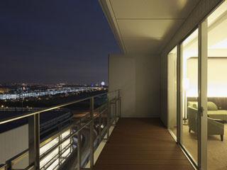 SPA&HOTEL舞浜ユーラシア 部屋からの眺望