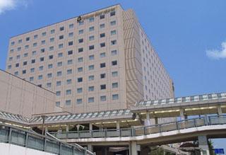 オリエンタルホテル 東京ベイ JR京葉線新浦安駅直結、空港からはリムジンバスが運行