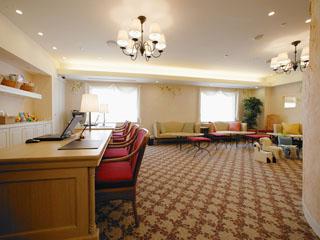 オリエンタルホテル 東京ベイ ベビーズスイート・キディスイートにご宿泊のお客様専用のラウンジ「ママサロン」