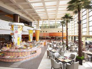 シェラトン・グランデ・トーキョーベイ・ホテル 「楽しさ」「充実」「活気」をテーマにした五感で楽しむレストラン、グランカフェ