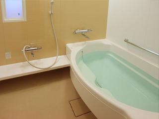 東京ベイ舞浜ホテル 客室の浴室は全室が洗い場付き。お子様とご一緒でもゆったりと入浴を楽しめます