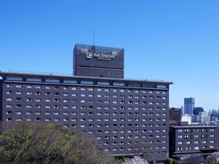グランドプリンスホテル高輪 品川駅から徒歩5分。グランドプリンスホテル高輪の外観
