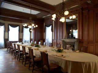 グランドプリンスホテル高輪 明治期の洋館「貴賓館」をはじめ、大小様々な宴会場も充実
