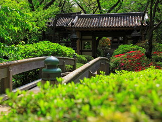 グランドプリンスホテル新高輪 日本庭園