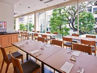 グランドプリンスホテル新高輪 レストラン マルモラーダ