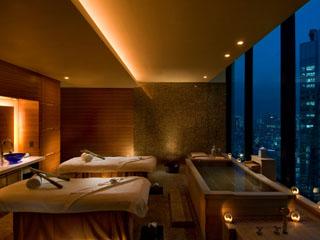 コンラッド東京 国内最大級の面積を有する「水月スパ&フィットネス」