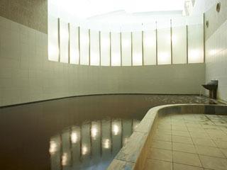 ザ・プリンス パークタワー東京 スパ&フィットネスの天然温泉。会員制だが宿泊者は優待料金で利用可能