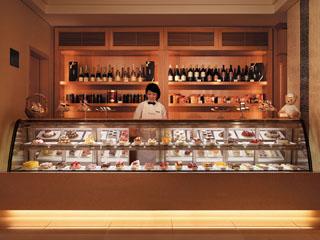 ザ・ペニンシュラ東京 朝食や様々なテイクアウト商品がそろう「ザ・ペニンシュラ ブティック&カフェ」