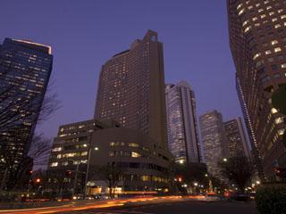 ヒルトン東京 07年にロビー、客室、ラウンジの改装を完了したヒルトン東京。