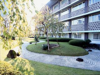 ホテルオークラ東京 曲水庭園