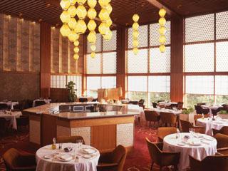 ホテルオークラ東京 レストラン、バー(オーキッドルーム)