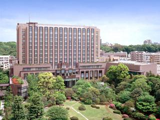リーガロイヤルホテル東京 緑に囲まれたラグジュアリーホテル
