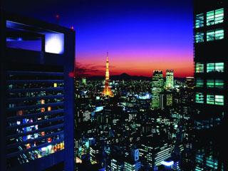 ザ ロイヤルパークホテル 東京汐留 ダイナミックな都心の景観もお楽しみいただけます