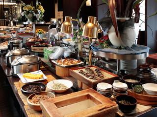 三井ガーデンホテル汐留イタリア街 彩り豊かなモーニングブッフェ