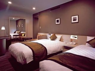 新宿プリンスホテル ツインルームAタイプ