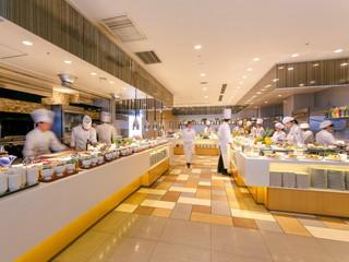 浅草ビューホテル レストラン「武蔵」