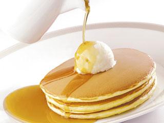 帝国ホテル 約60年間愛され続けている「パンケーキ」は、朝食でもお召し上がりいただけます