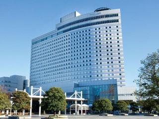 東京ベイ有明ワシントンホテル ホテル外観