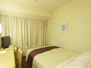 東京ベイ有明ワシントンホテル シングルルーム
