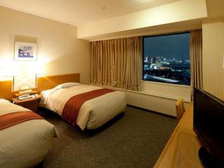 東京ベイ有明ワシントンホテル ツインルーム