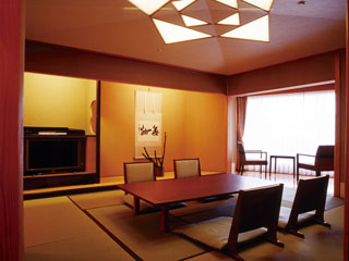 ホテル雅叙園東京 都心にいながら、高級旅館の趣を味わうことができる、「和室」