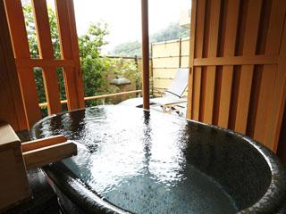 ホテル南風荘 自然を満喫できるやすらぎのお風呂で心も身体もリフレッシュ