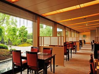 横浜ベイシェラトンホテル&タワーズ 空中庭園のある8F日本料理「木の花」
